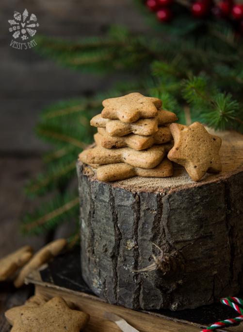 Джинджифилови меденки – вкус на зимни празници