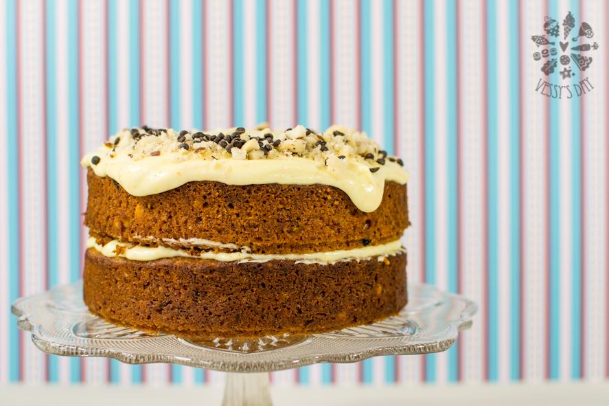 Carrot cake  (2 of 2)