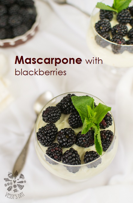 Mascarpone with blackberries  (1 of 1)-3