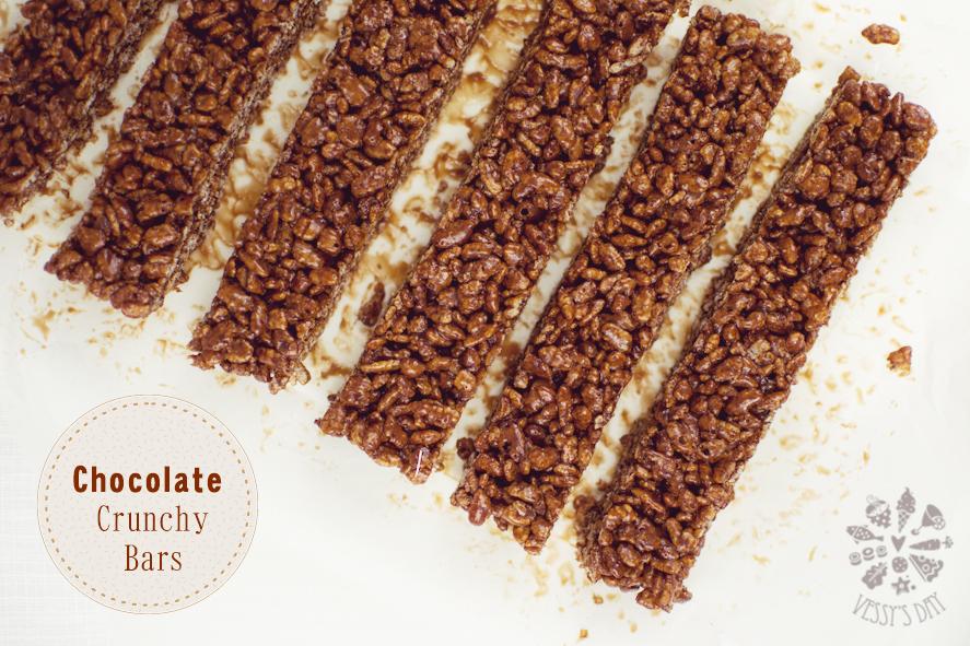 Хрупкав шоколадов десерт