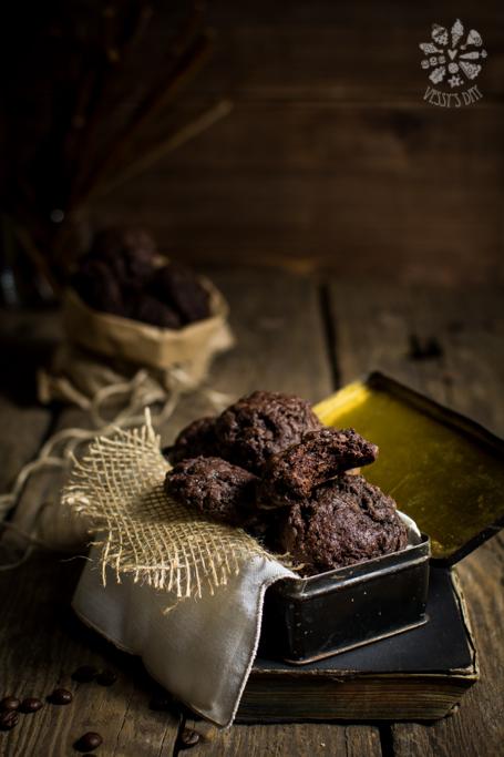 Coffee chocolate cookies (1 of 2)-4