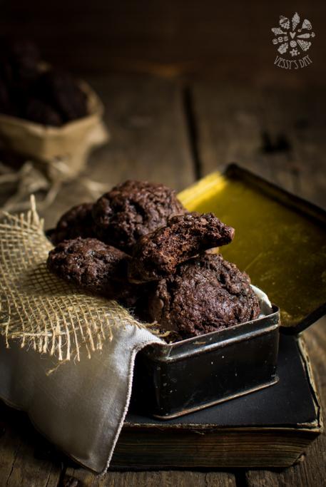 Coffee chocolate cookies (2 of 2)-3
