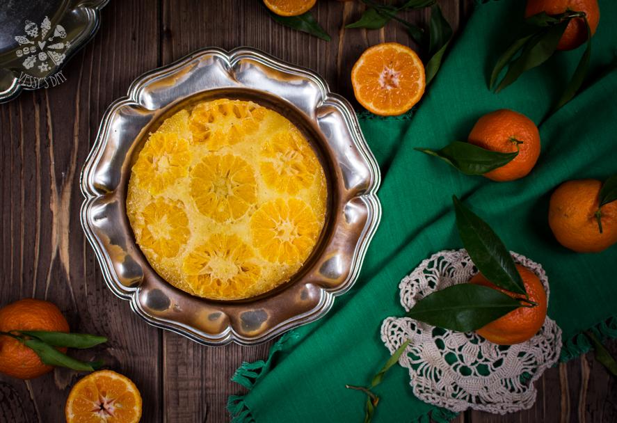 Мандаринова торта