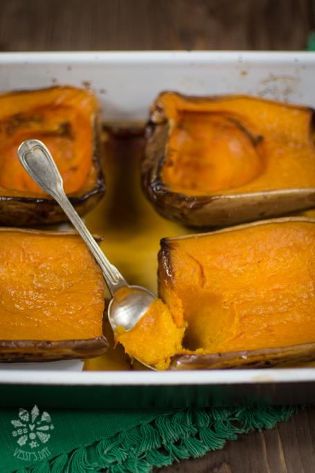 Baked pumpkin-1-2