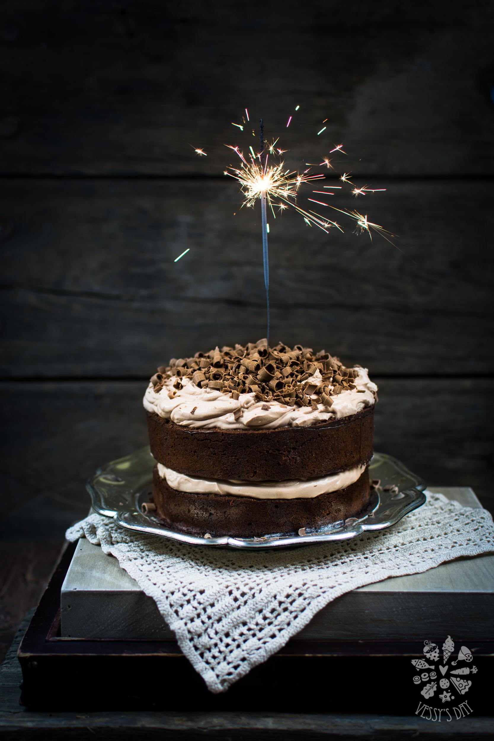 Food photography_dark beer cake-1