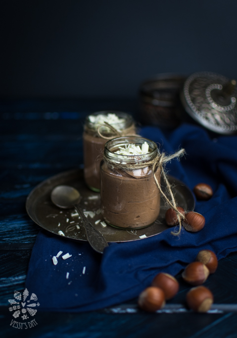 Mascarpone chocolate pudding-2