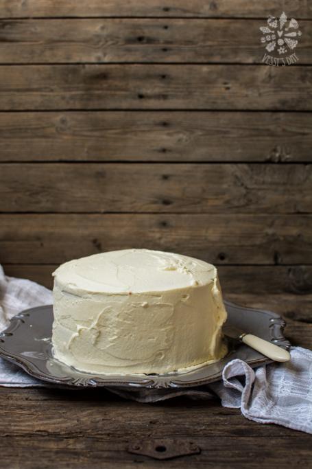 Торта от сладки картофи с шоколад