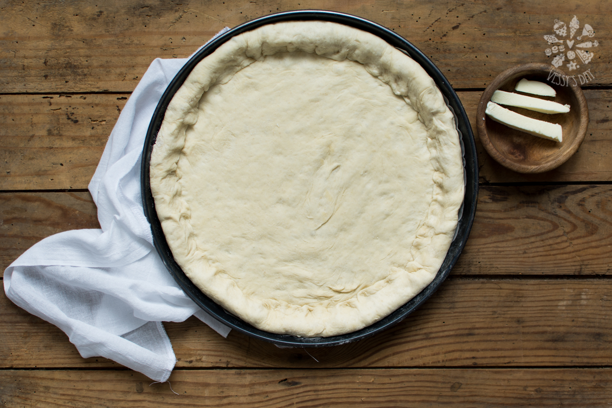 Домашно тесто за пица