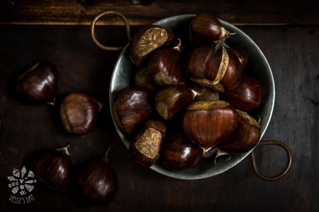 Как се готвят кестени